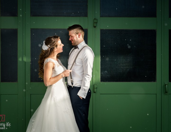 Bruiloft Joost & Seline