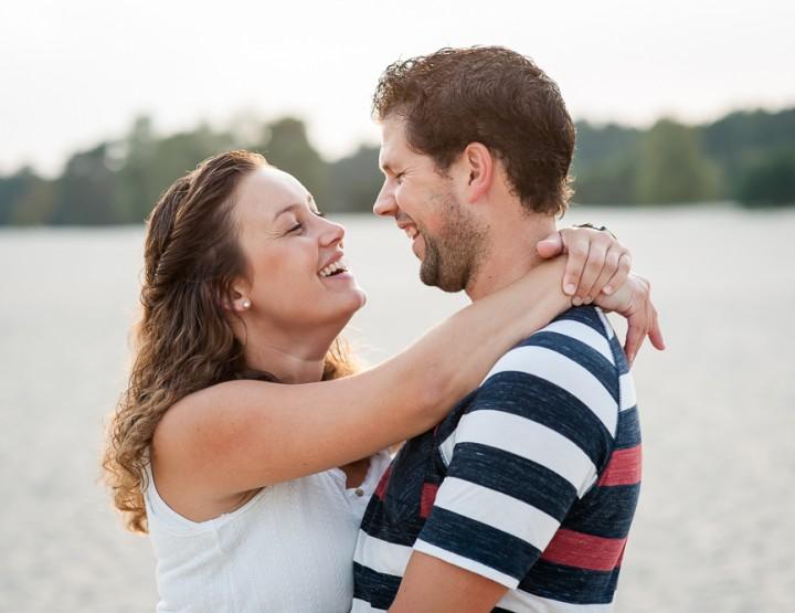 Loveshoot Kootwijkerzand | Rob & Chantal