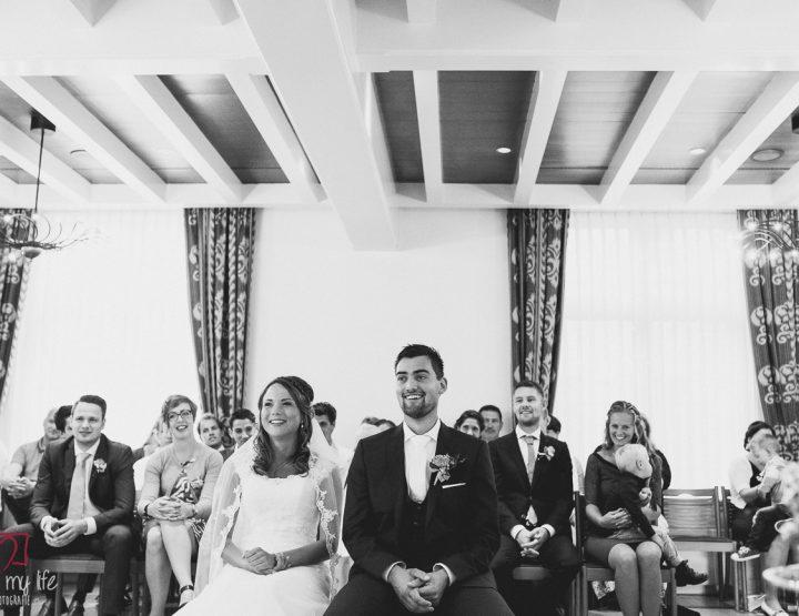 Bruiloft Martijn & Karin