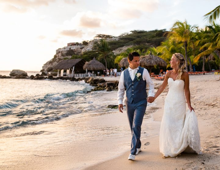 Andries & Elise | Trouwen op Curacao