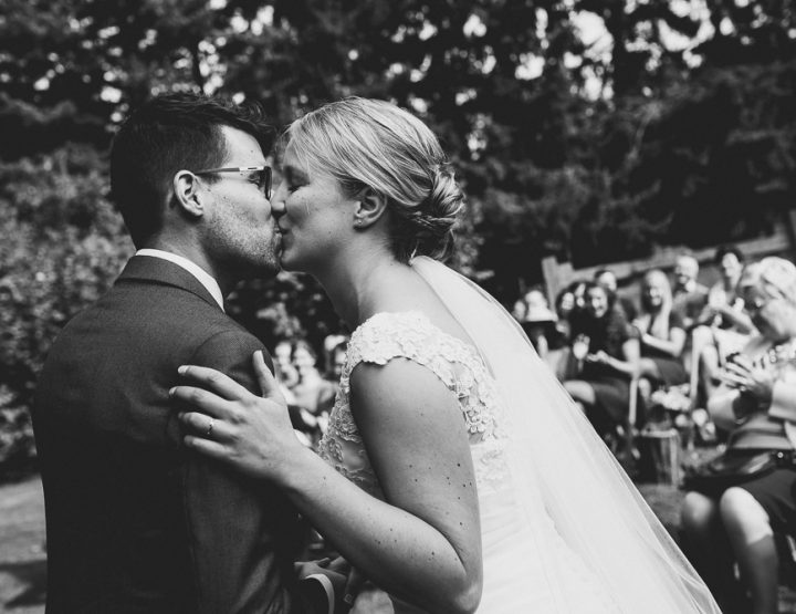 Emiel & Eefke | Buiten ceremonie wezep
