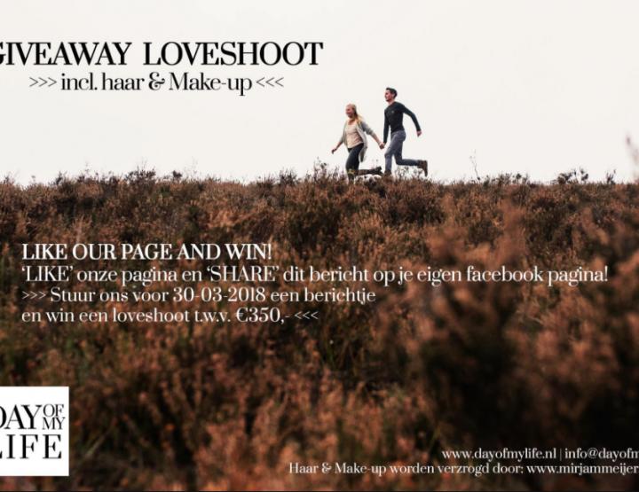 Win een Loveshoot