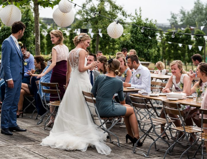 Henrik & Janet | Trouwen bij Fruittuin Verbeek