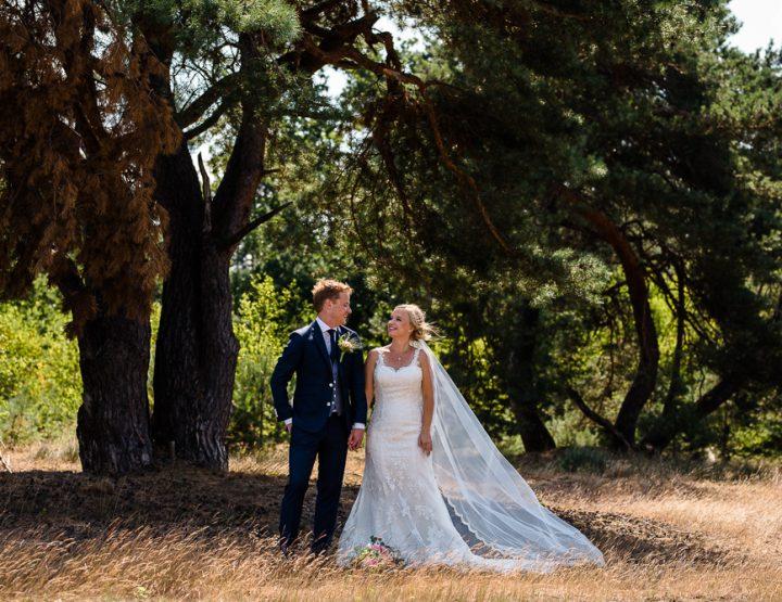 Jacco & Celine | Trouwen bij Landgoed Salentijn