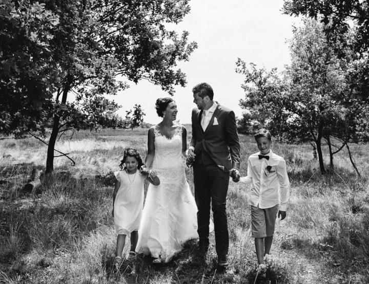 Arnoud & Bianca | Trouwen met het gezin