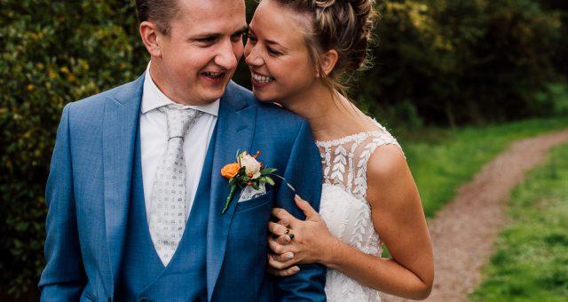 Ron & Michelle | Bruiloft Boerenschuur