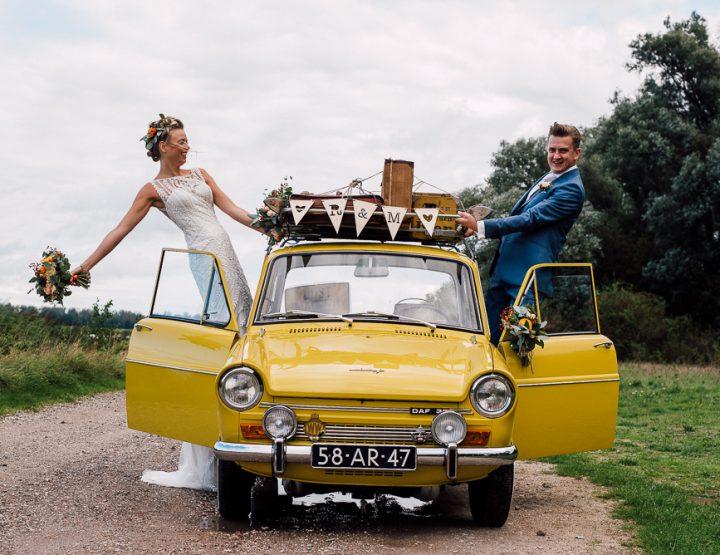 Ron & Michelle | Bruiloft bij de Boerenschuur
