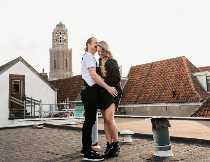 Loveshoot in Zwolle | Erik & Christel