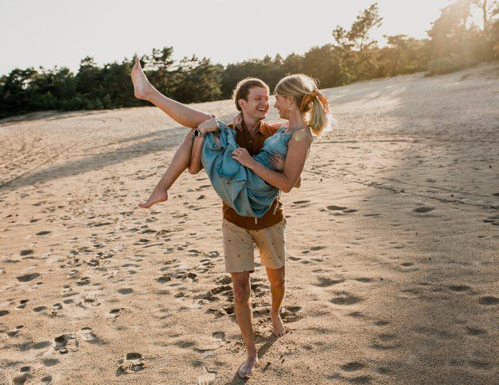 Loveshoot Jeroen & Linda