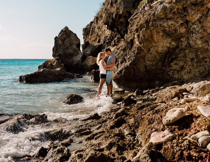 Loveshoot Curacao - Andries & Elise