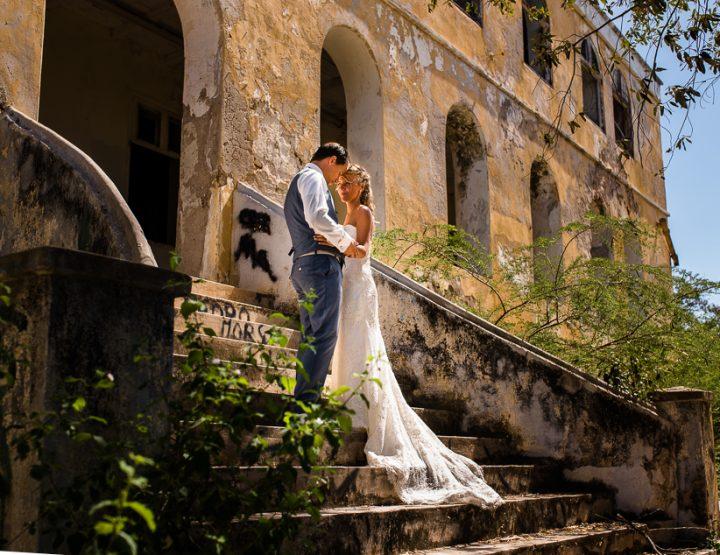 Andries & Elise | Trouwen op Curaçao