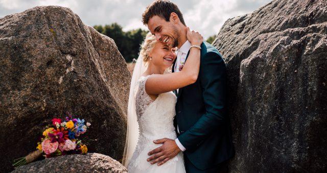 Bruiloft Albert & Gerline