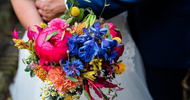 Jorian & Gerjanne trouwen in Wezep