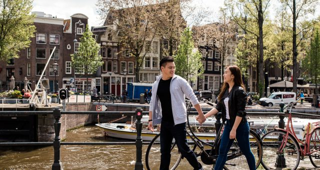 Yenkit & Katie | Loveshoot Amsterdam