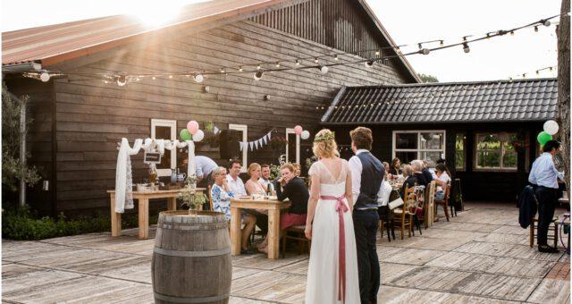 Caspar & Silja | Zomerse bruiloft!