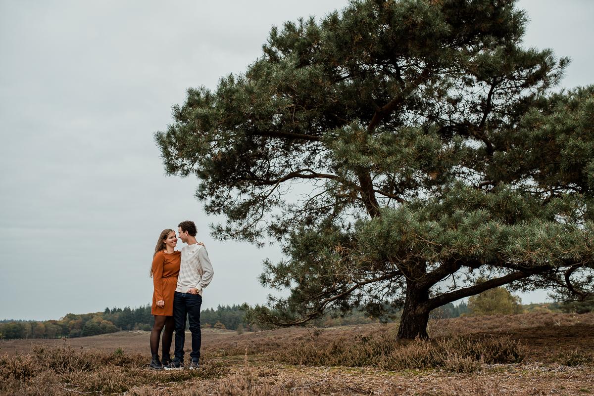 Loveshoot in de Herfst, Dayofmylife, Heerde, Loveshoot, Verloofd, Fotoshoot, Loveshoot Schaapskooi-10