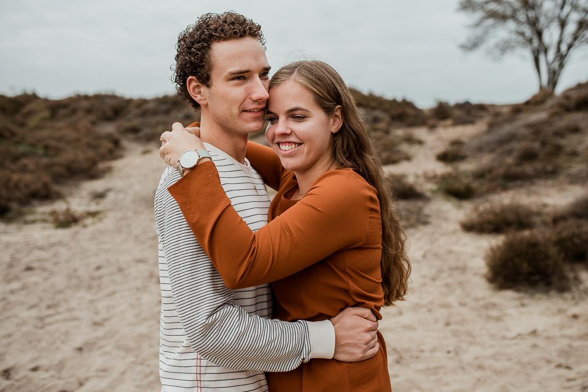 Loveshoot in de Herfst, Dayofmylife, Heerde, Loveshoot, Verloofd, Fotoshoot, Loveshoot Schaapskooi-21